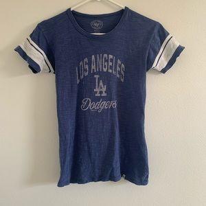 47 brand Los Angeles Dodgers t-shirt